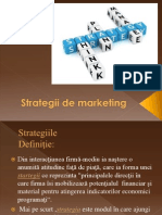 Strategii de marketing1.