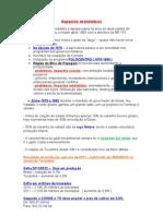 Aspectos econômicos 2012 TO
