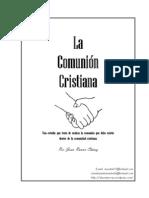 La Comunion Cristiana