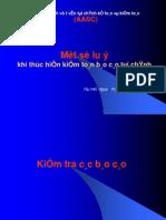 Mot So Luu y Ve Kiem Toan BCTC - KTV