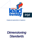 Dimensioning Standards 1