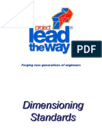 Dimensioning Standards 1