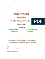 Image Processing Applied to Traffic