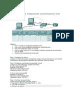 Configuracion VLAN