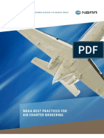 NBAA Best Practices for Charter Brokers