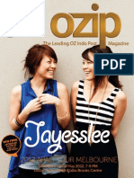 OZIP Magazine | May 2012