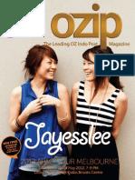OZIP Magazine   May 2012
