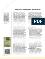 11v6 Technology Risk Measurement and Reporting