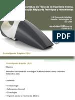 prototipado rapido fdm