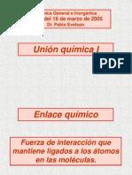 02-Enlace quimico I 16-03-05