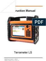 User Guide Terrameter LS