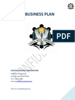 CMC Business Plan