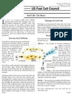 Fuel Cells - The Basics