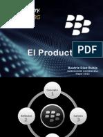 Producto Blackberry