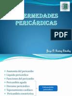 Pericardio, enfermedades.