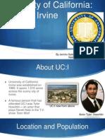 UC I Power Point