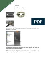 Manual técnico de impresión