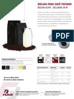 Flair Dark Roast Coffee Bag SPFlyer
