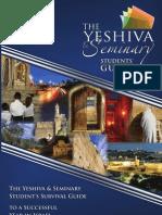 Yeshiva and Seminary Students Guide 2011-2012