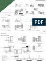 Construction drawing_Midterm presentation/////CONSTRUIR DIBUJANDO. Proyecto de vivienda unifamiliar.Entrega Parcial