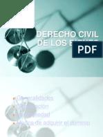 Derecho Civil - Bienes - Presentacion Power Point- 2008