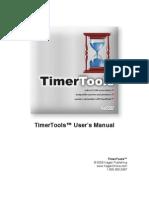 TimerTools™ User's Manual