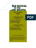 Field Manual of the Free Militia