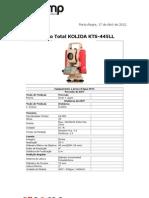 Kolida+KTS-445llnm