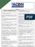 Direito Adm - Contratos
