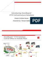 FTTx Infrastructure Solutions