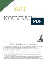 Designers of Art Nouveau