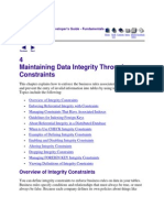4.Maintaining Data Integrity Through Constraints