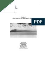 Capitulo 1. Analisis de Sistemas Dinamicos
