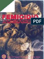 Femicidio en Las Ciudades de La Paz y El Alto