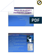 Quimica de La Leche y Productos Lacteos 2012 1