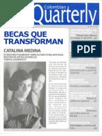 Colombian Quarterly - Diciembre 2009