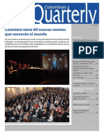 Colombian Quarterly - Junio de 2011