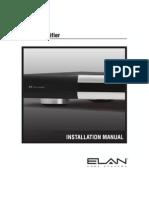 A2 Installation Manual REV A