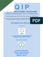 Qip Brochure 2010 Phd