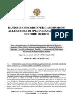 BandoScSpecAreaMedica2011-2012 parma