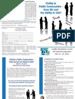 Conflict Brochure 2012