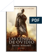 David Wishart - Las Cenizas de Ovidio