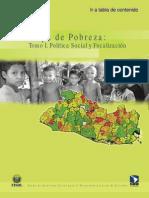 Mapa Pobreza FLACSO