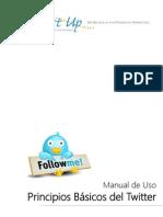 Manual de uso de Twitter UPSUR
