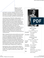 Adolf Hitler - Wikipedia, The Free Encyclopedia