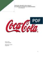 Proiect Marketing Coca Cola