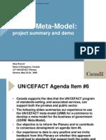 a4a Canada GSRM Meta-Model