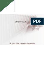 Certificado Em Branco