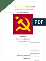 O Maoismo1