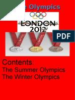 Sam B Olympics